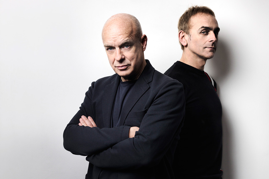 Brian Eno and Underworld's Karl Hyde Pursue Oblique Strategies on 'High Life' and 'Someday World'