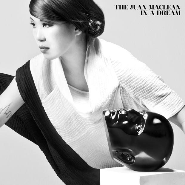 the juan maclean album cover