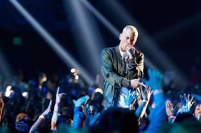 Eminem Scholarly Treatment Book