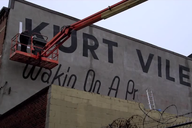 Kurt Vile Mural Whitewash Apology