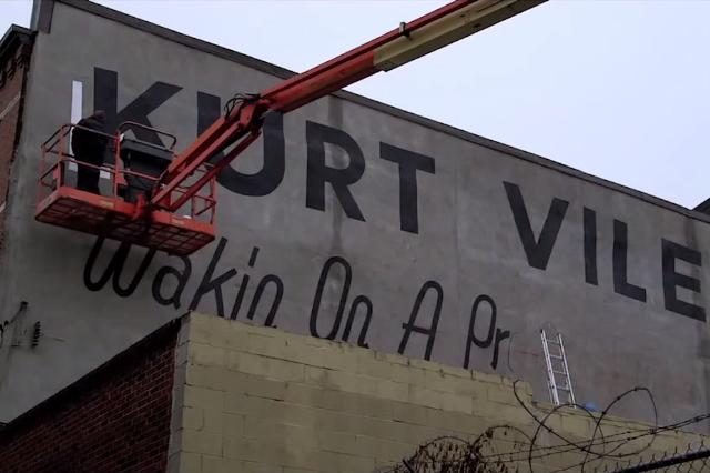 Kurt Vile Mural Whitewash Apology