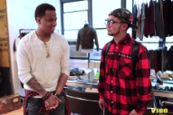 Mack Wilds Gives 'VIBE' a Tour of New York City