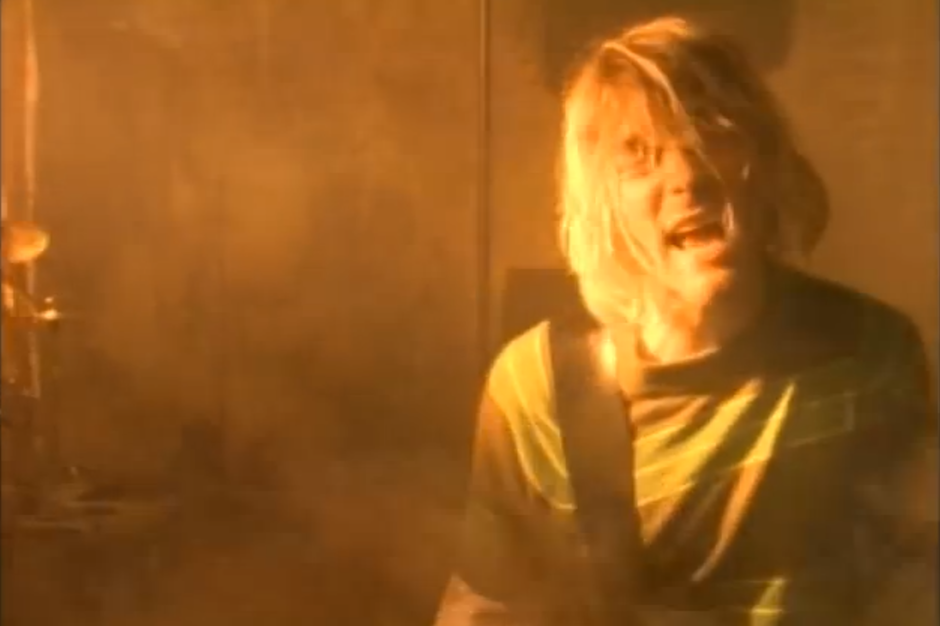 Nirvana Smells Like Teen Spirit Meaning 90
