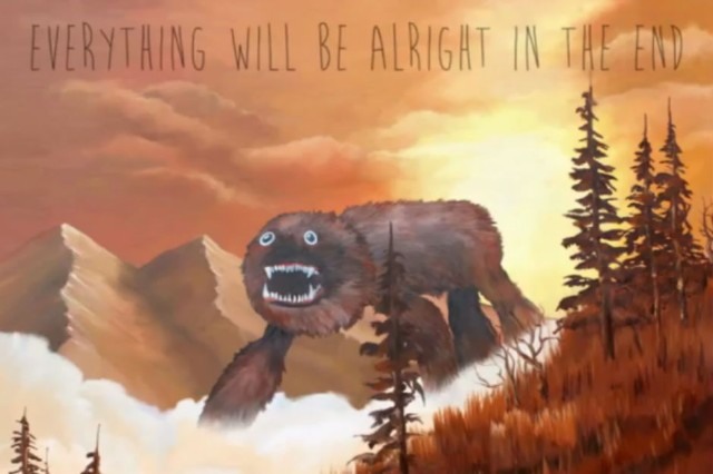 Weezer 'Everything Will Be Alright in the End' New Album Cover