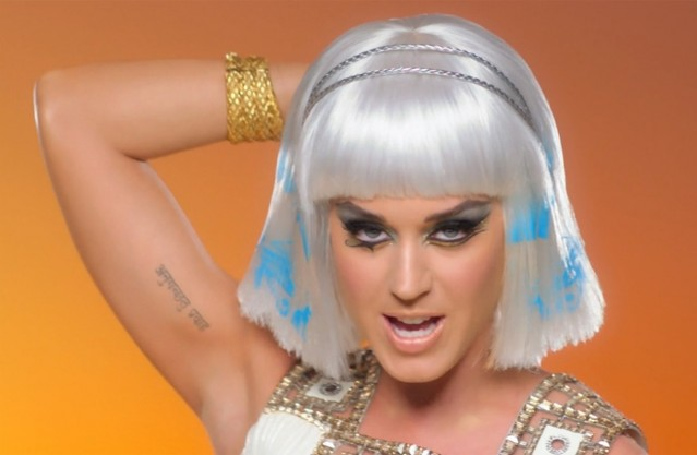Katy Perry Pharrell Williams Nielsen Mid Year Report