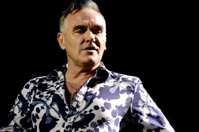 Morrissey Stream World Peace Is None of Your Business New Album