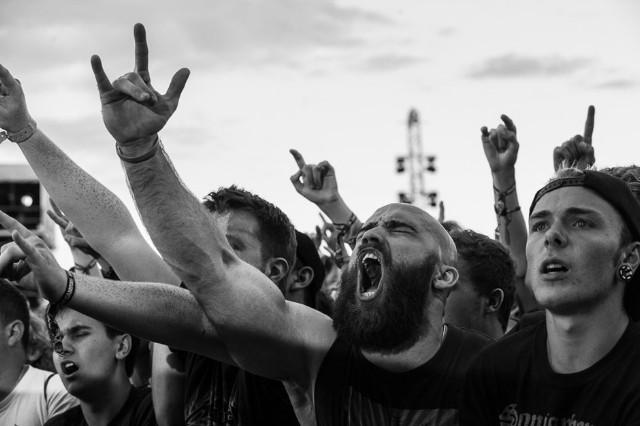 Sonisphere Festival, Knebworth Park, UK, July 4-6, 2014 / Photo by Nic Bezzina