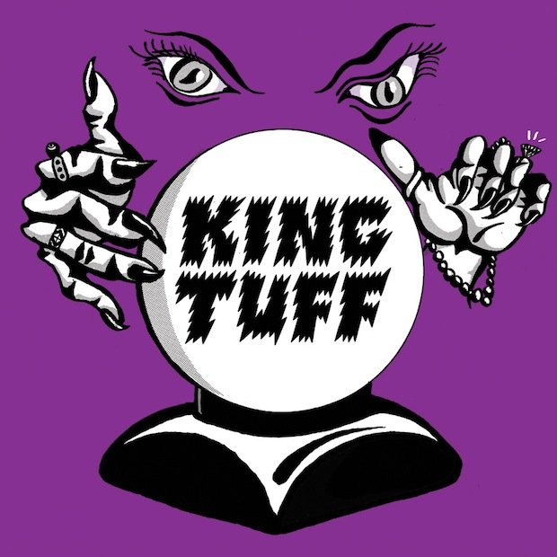 King Tuff Black Moon Spell Cover