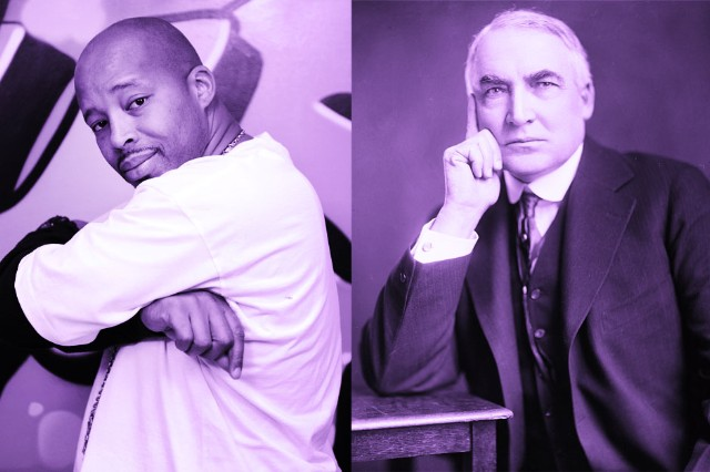 Warren G and Warren G. Harding