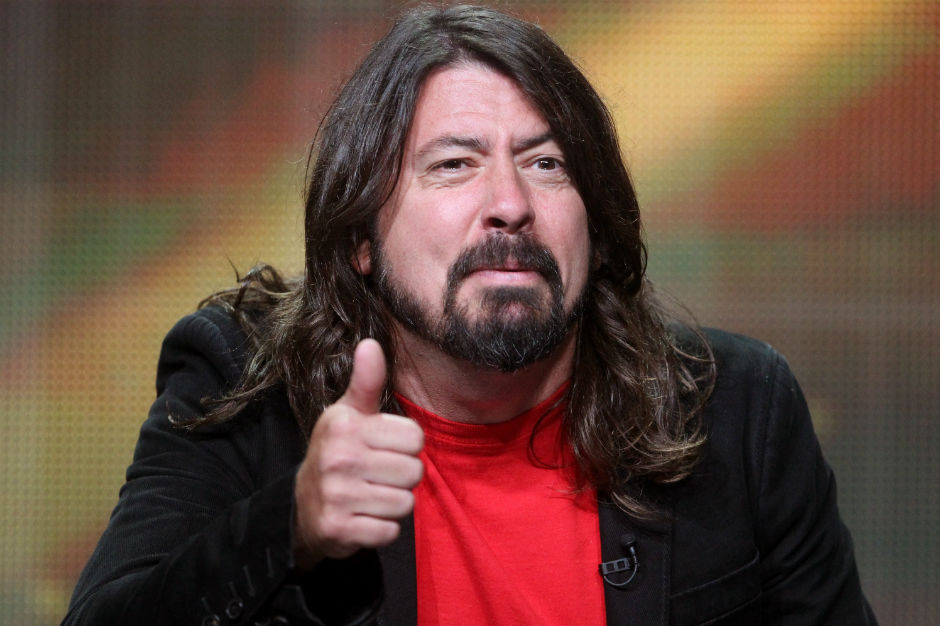 Foo Fighters Dave Grohl HBO Documentary Panel TCAs