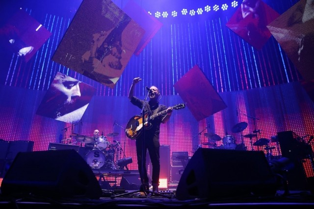 Radiohead Return to studio September record