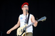 Bleachers and Grimes Combine for Dark, Pained 'Take Me Away'
