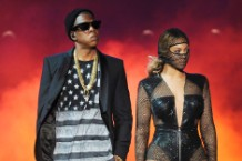 Mr. and Mrs. Carter, Jay Z, Beyonce