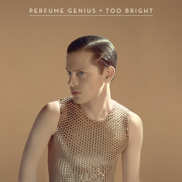 Perfume Genius Too Bright Album Cover