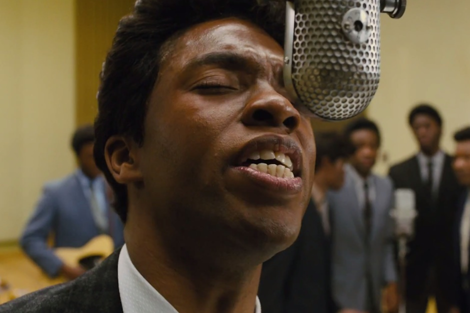 James Brown Biopic Spawns T