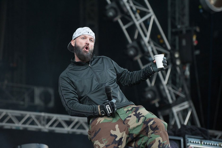 fred durst height