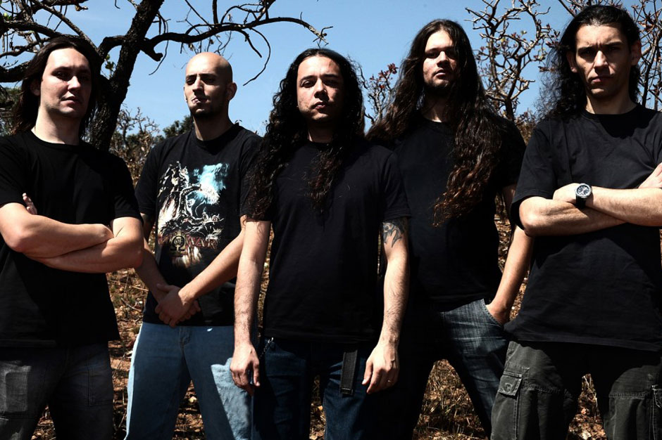 Death Metal Darklords Drowned Return With 'Idola Specus