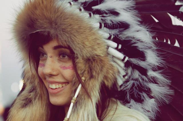 Canada's Bass Coast Festival Bans Native American Headdresses | SPIN