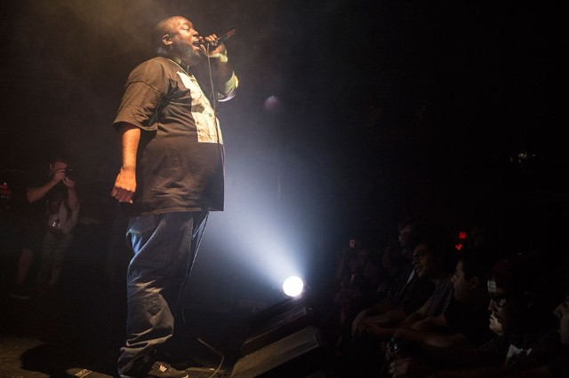 Killer Mike Op Ed Billboard Essay Michael Brown Missouri