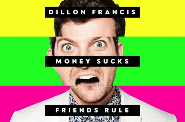 Dillon Francis Money Sucks Friends Rule Album Cover