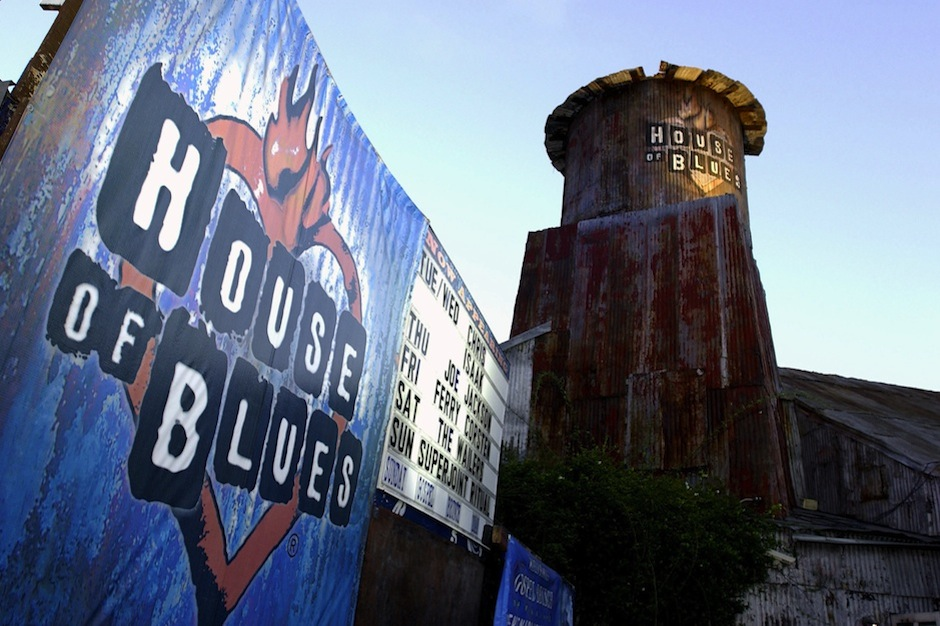 The House of Blues On Sunset To Be Torn Down for Hotel