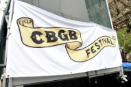 CBGB Music and Film Festival Returns to New York in 2014