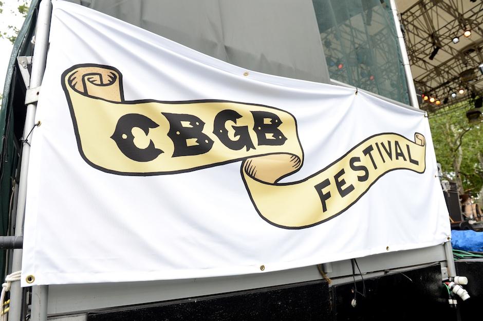 CBGB Music Film Festival Returns