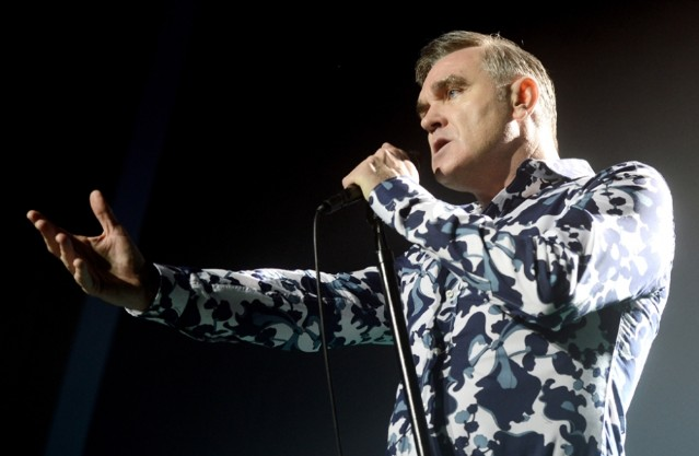 morrissey weird rambling statement