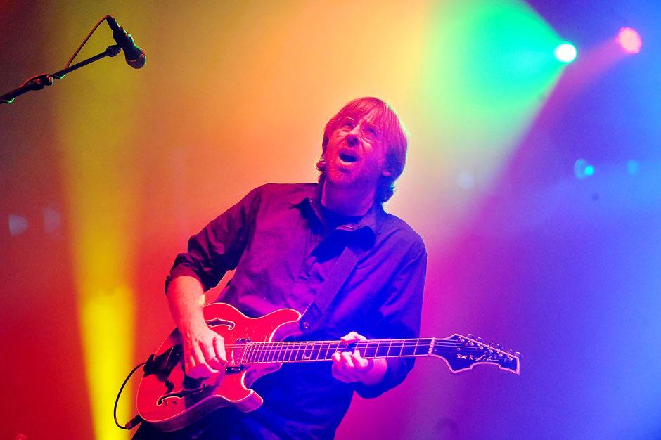 Trey Anastasio in 2009