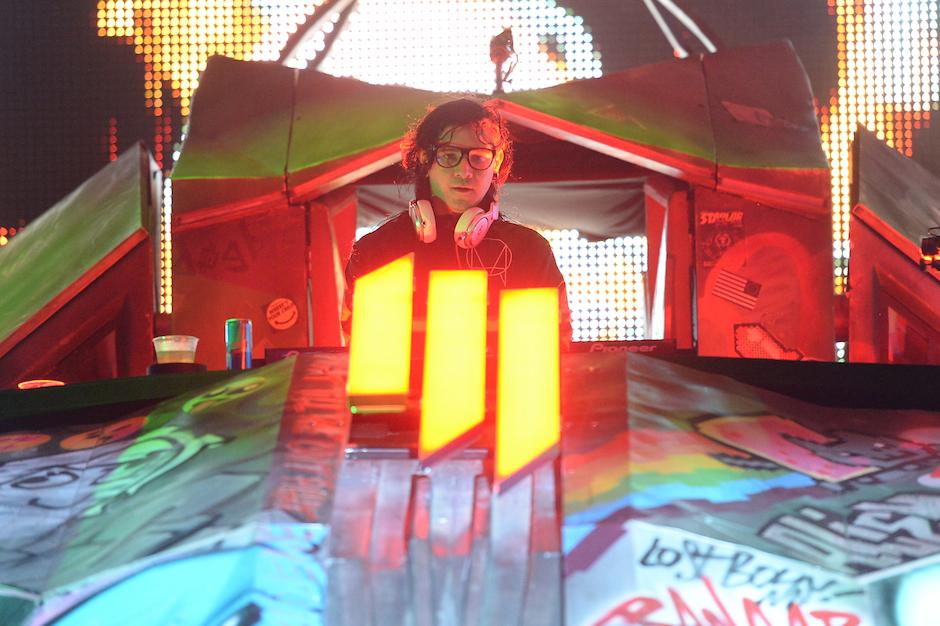 Skrillex Tour ASAP Ferg Kaytranada EDM