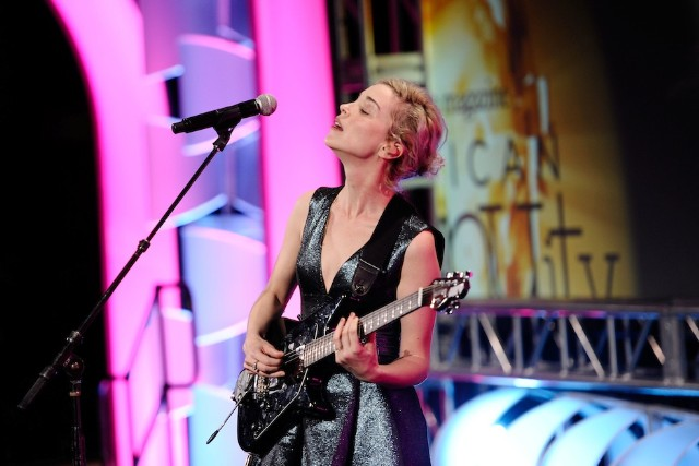St  Vincent to Pinch-Hit for Fred Armisen as 'Late Night