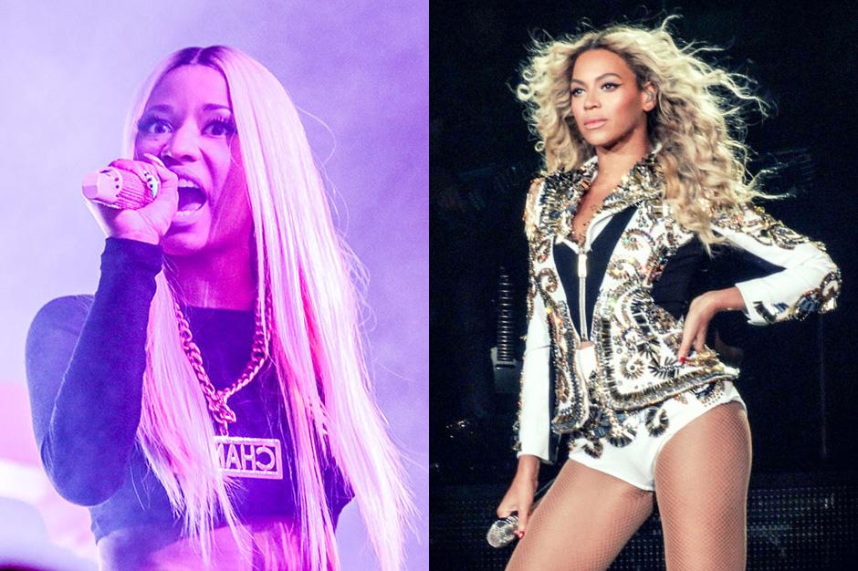 Beyonce ft. Nicki Minaj -