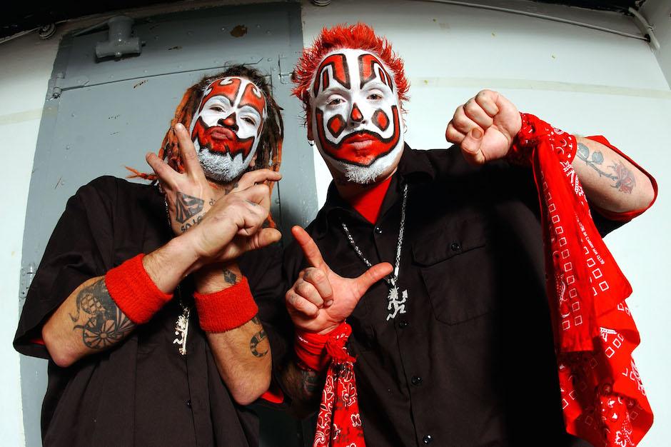 Juggalos Brutally Maul Fellow Fan for Dissing Insane Clown ...