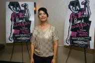 Kathleen Hanna and Mykki Blanco Hit the Studio