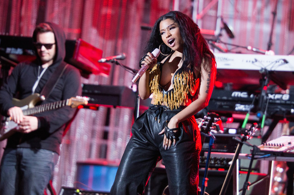 Nicki Minaj Juicy J Young Thug New Rap Song