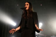 Watch Banks Light Up 'Kimmel' With Brooding Double-Header