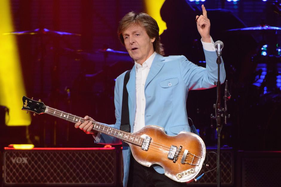 Paul McCartney New Music Videogame Soundtrack Original