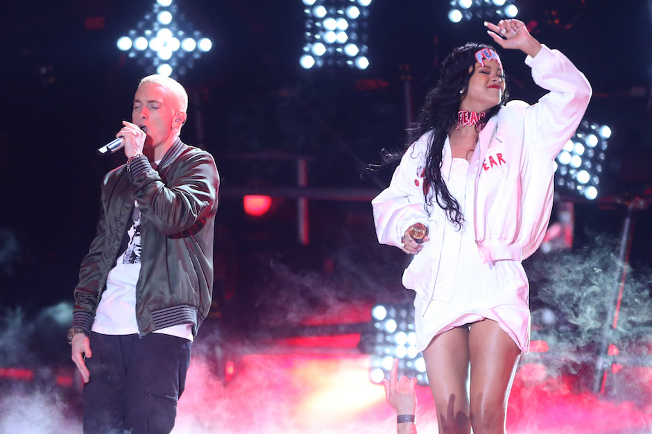 Eminem and Rihanna Kic... Rihanna Songs
