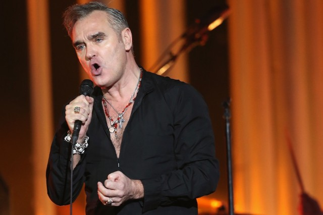 Morrissey Reportedly Dropped Harvest Records