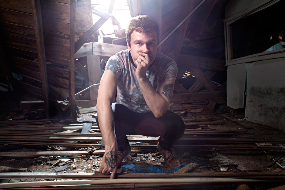 "Say Anything's Max Bemis Meets His Inner Demon in ""Six Six Six"" Video"