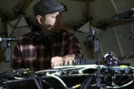 DJ Shadow Returns With 'Liquid Amber EP,' Machinedrum Remix, Own Label