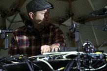 DJ Shadow Liquid Amber New Electronic EP