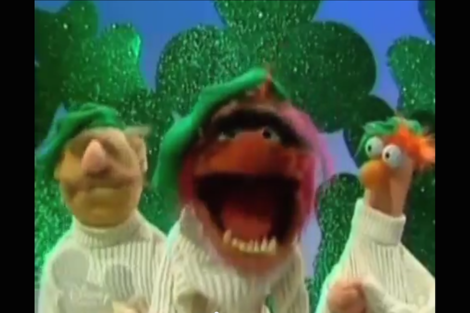 Watch These Muppets 'Cover' the Beastie Boys' 'So What'cha Want'