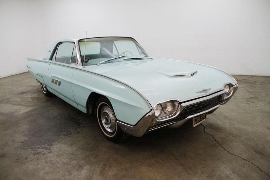 The Clash Joe Strummer 1963 Thunderbird