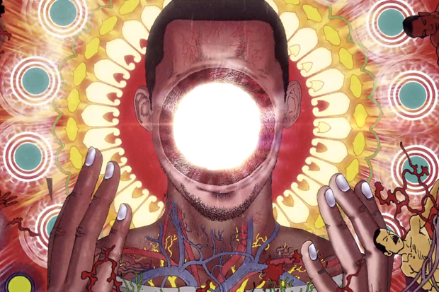 Flying Lotus Shintaro Kago You're Dead