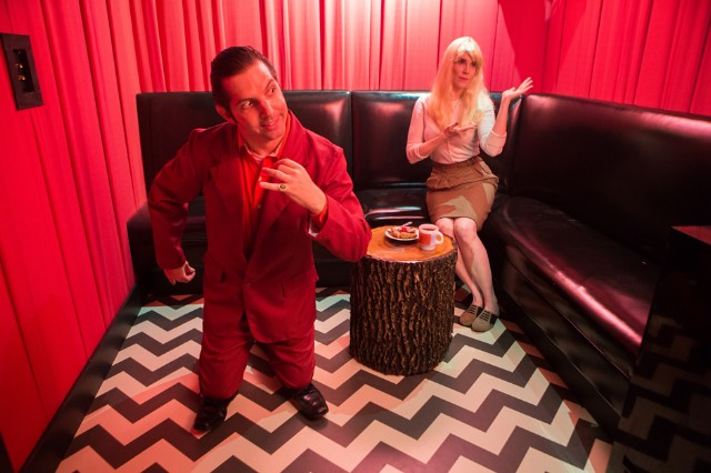 texas karaoke twin peaks black lodge highball jem holograms