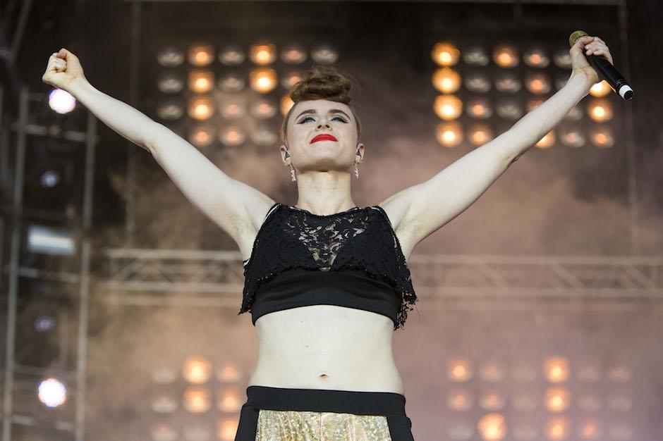 Watch Kiesza Take New York by Storm With Pop-Up Performances