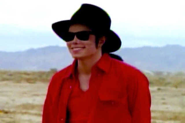 Michael Jackson Posthumous New Music Video A Place With No Name