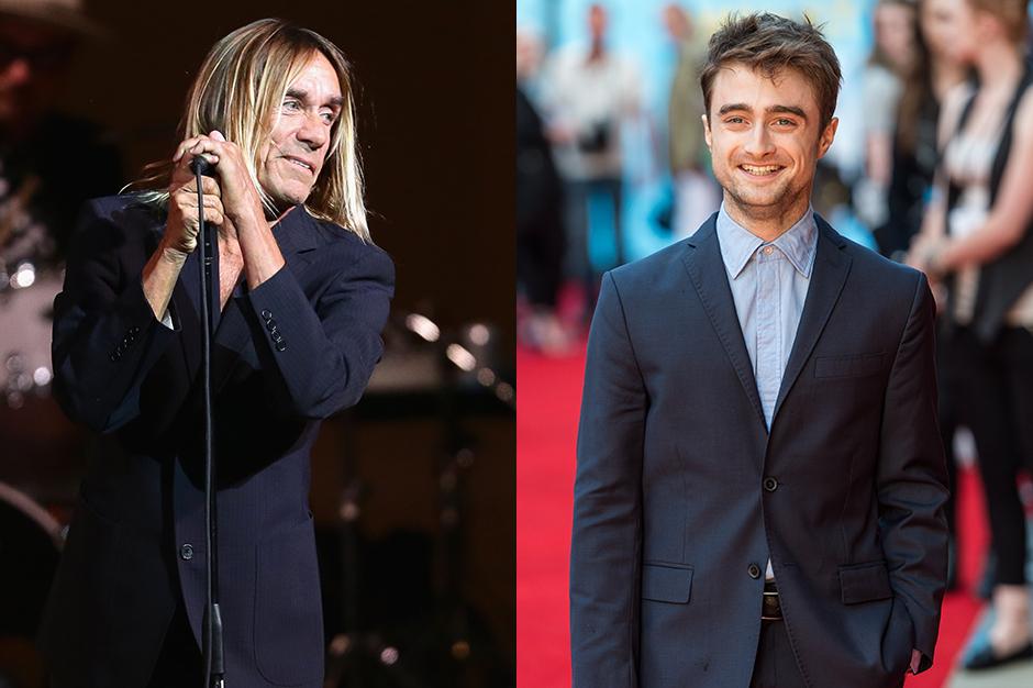 Iggy Pop Movie Daniel Radcliffe Harry Potter