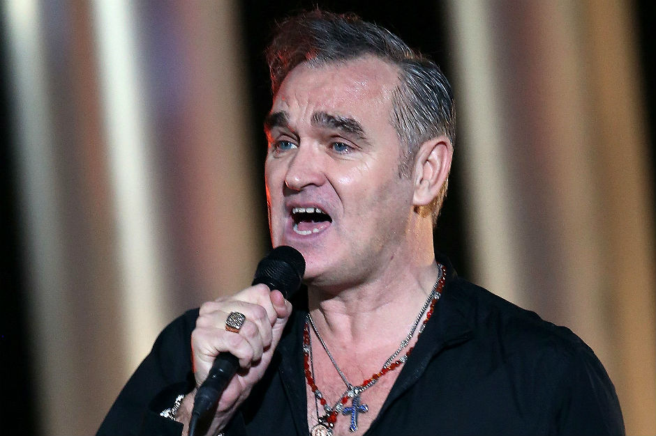 Morrissey Label Harvest Records Dropped statement